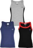 Gkidz Vest For Boys Cotton (Multicolor, ...