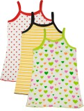 Myfaa Vest For Baby Girls Cotton (Multic...