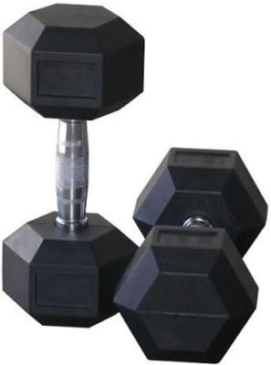 Protoner Hex Dumbbell 4 Kg Pair Gym & Fitness Kit
