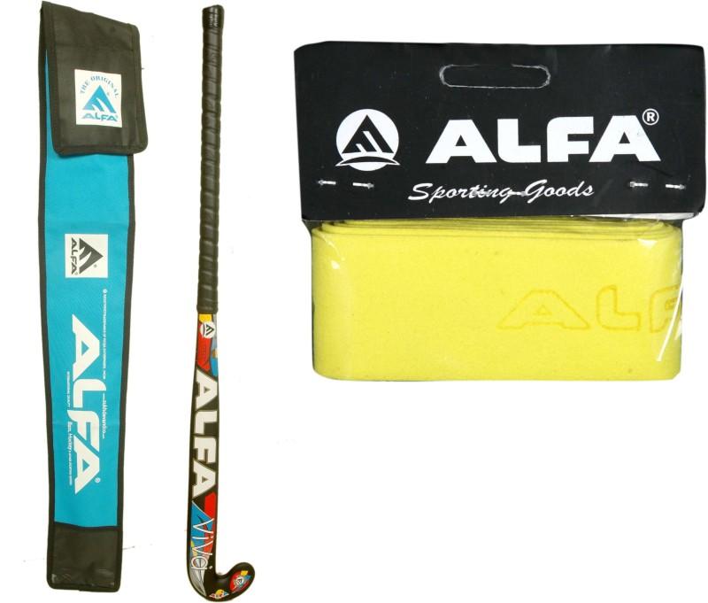 Alfa ALFA Hockey Viva With Cover & Grip Hockey Kit