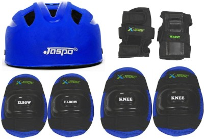 Jaspo jaspo SX 4 protective set blue Skating, Cycling Kit