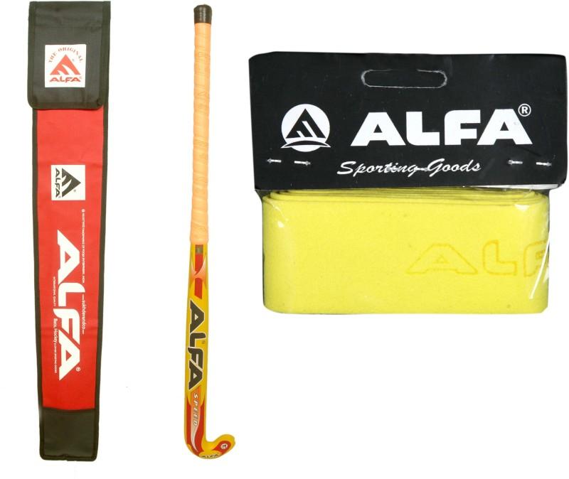 Alfa ALFA Hockey Speed With Cover & Grip Hockey Kit
