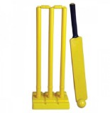 Sports Solutions Plastic Set of 3 Stumps...