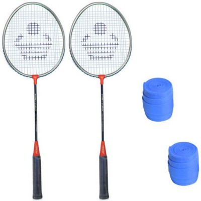 Cosco Cb 120 With 1 Pair Of Grips Badminton Kit