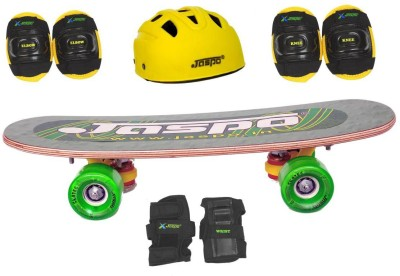 Jaspo Eagle Eye Pro Junior Skateboard Combo (18*5