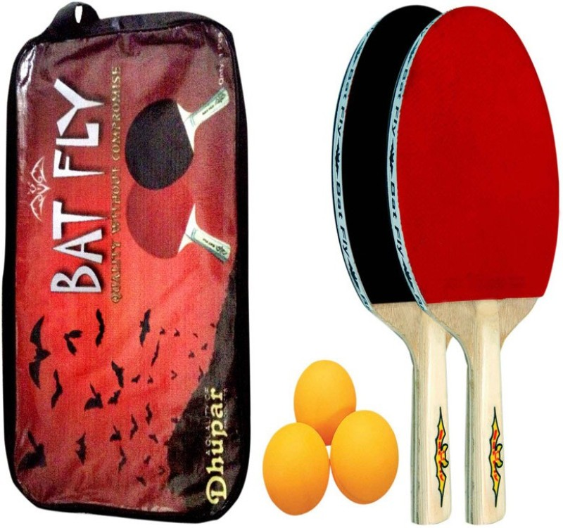 DP BAT FLY Table Tennis Kit