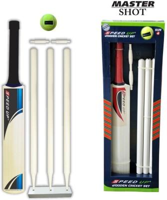 Speed Up Size 4 Master Shot Combo (Box) Cricket Kit