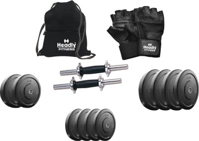 Headly 25 kg DMCombo 3 Home Gym & Fitness Kit