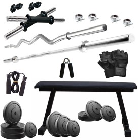 FITZON 22KGCOMBO 7 WB Gym & Fitness Kit