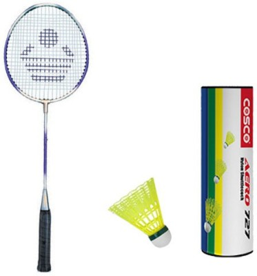Cosco Cb 150 E With Aero 727 Nylon Shuttlecock Badminton Kit