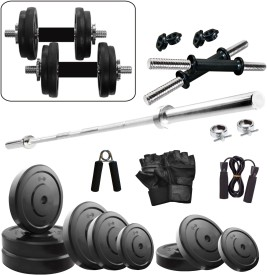 FITZON 22KGCOMBO 9 WB Gym & Fitness Kit