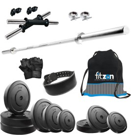 FITZON 30KGCOMBO 30 Gym & Fitness Kit