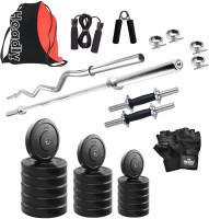 Headly HR-40 kg Combo 2 Gym & Fitness Kit