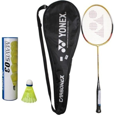 Yonex Carbonex 8000 Plus and Mavis 03 Badminton Kit