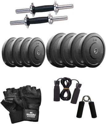 Headly 22 kg DMCombo 2 Home Gym & Fitness Kit