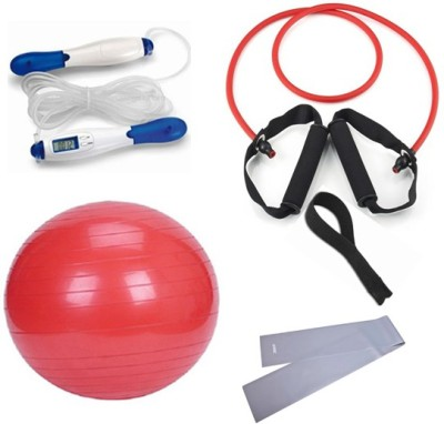 Krazy Fitness Exercise Gadgets Combo Gym & Fitness Kit