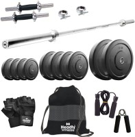 Headly 40 kg Combo 9 Home Gym & Fitness Kit