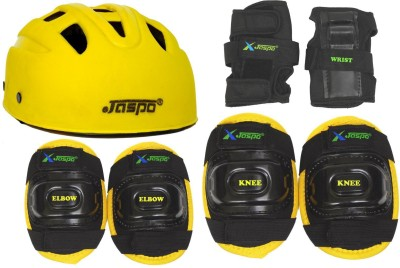 Jaspo SX 4 protective set yellow Skating, Cycling Kit