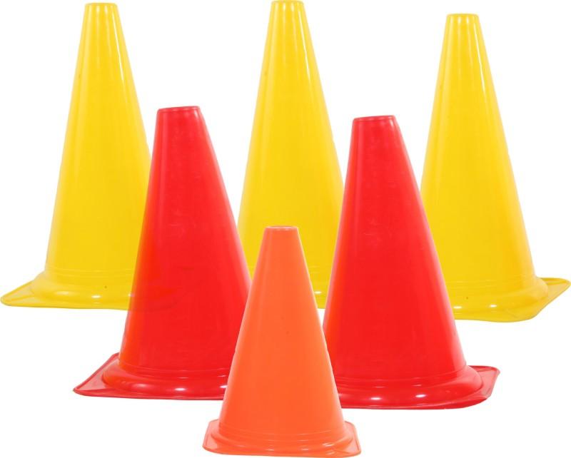Pepup Training Marker Cones 12 Inch (Set Of 6) Football Kit
