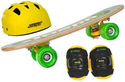 Jaspo Eagle Eye Eco Junior Skateboard Combo (18*5