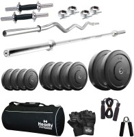 Headly Home 50 kg Combo AA2 Gym & Fitness Kit
