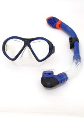 MD Mask & Snorkel Set Swimming Kit