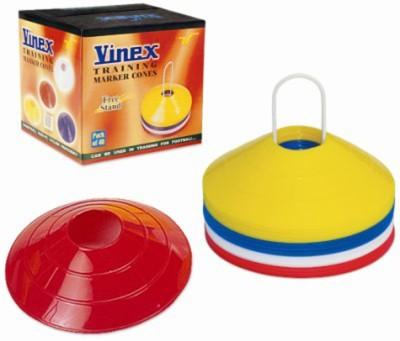 Vinex Cones 2 Inch - Regular Football Kit