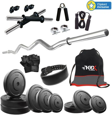 KRX 45 KG COMBO 23 Gym & Fitness Kit