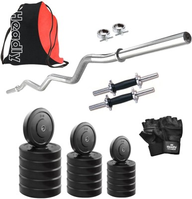 Headly HR-40 kg Combo 4 Gym & Fitness Kit