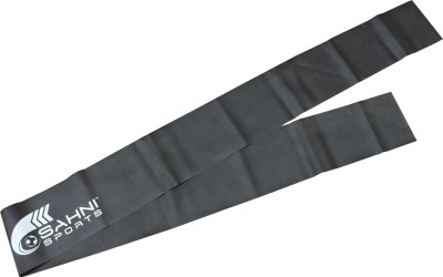 Sahni Sports X Heavy Resistance Band(Black, Pack of 1)