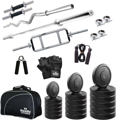 Headly 60 kg Combo CC 1 Total Gym & Fitness Kit