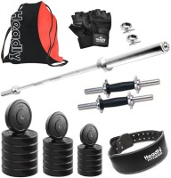 Headly HR-20 kg Combo 30 Gym & Fitness Kit