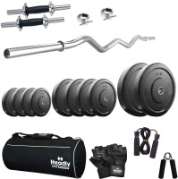 Headly Home 65 kg Combo AA3 Gym & Fitness Kit