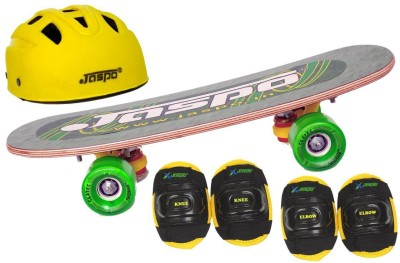 Jaspo Eagle Eye Intact Junior Skateboard Combo (18*5