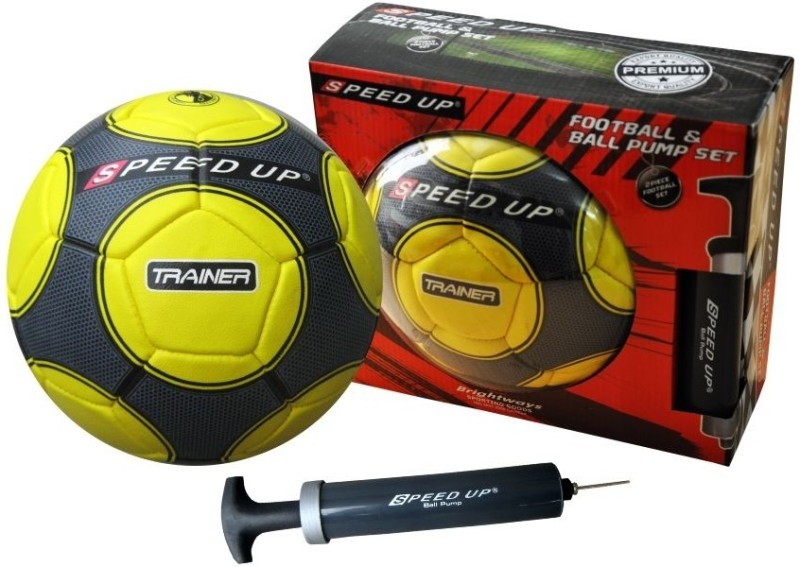 Speed Up 2 Pcs Combo Football Kit