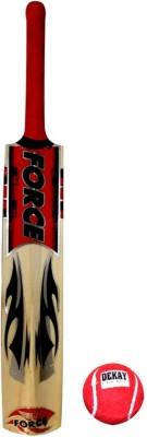 Force IP Force Tennis cricket Bat with Ball Cricket Kit