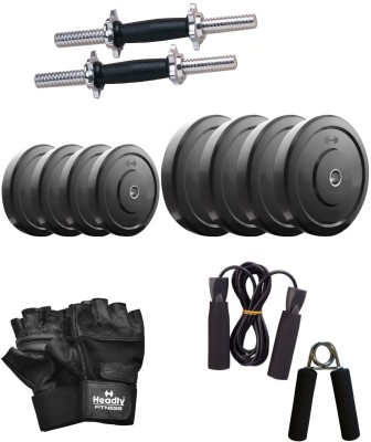 Headly 20 kg DMCombo 1 Home Gym & Fitness Kit