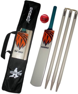 Rabro Cr Starter With Carrybag Cricket Kit