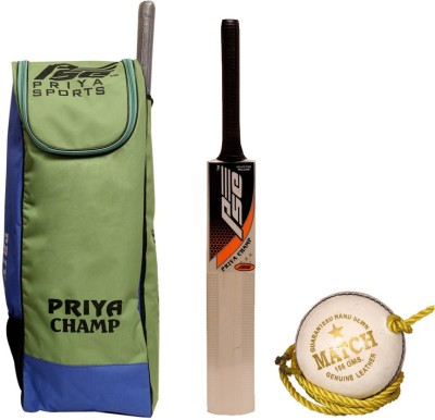 Priya sports Champ with P white Cricket Kit