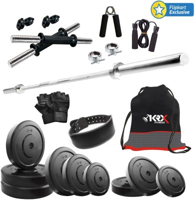 KRX 10 KG COMBO 29 Gym & Fitness Kit