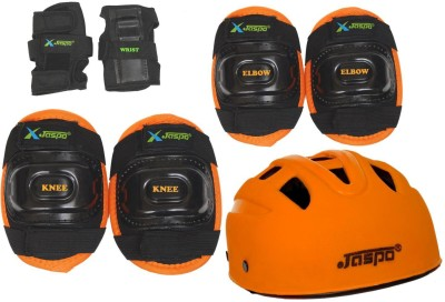 Jaspo SX 4 Protective set orange Skating, Cycling Kit