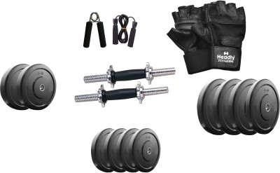 Headly 25 kg DMCombo 1 Home Gym & Fitness Kit