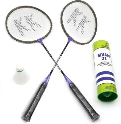 Naaisha Electron Alfa Badminton Kit