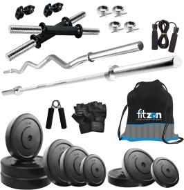 FITZON 100KGCOMBO 2 Gym & Fitness Kit