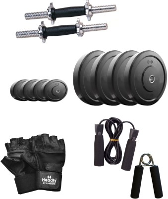 Headly 16 kg DMCombo 1 Home Gym & Fitness Kit