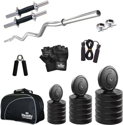Headly 20 kg Combo CC 3 Total Gym & Fitness Kit
