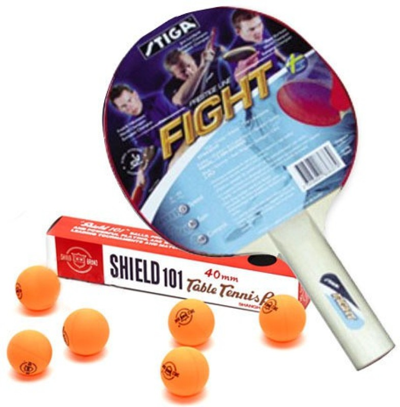 STIGA Fight Table Tennis Kit