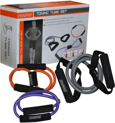 Cockatoo TONING-SET Gym & Fitness Kit