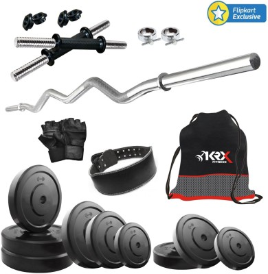 KRX 35 KG COMBO 24 Gym & Fitness Kit