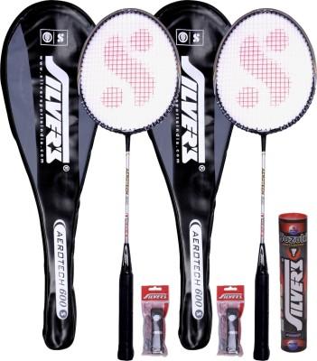 Silver's Aerotech Combo 4 Badminton Kit